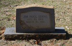 Jim Hogg Edens