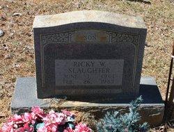 Ricky Wayne Slaughter
