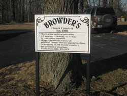 Browder's Church Cemetery