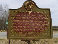 Bark Camp Cemetery
