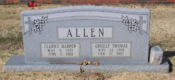 Clarice Vivian <i>Harper</i> Allen
