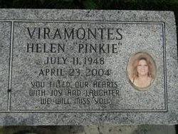 Helen Evangelina Pinkie Viramontes