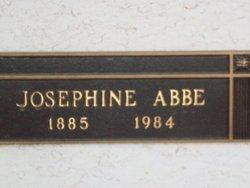 Josephine Mary <i>Wardwell</i> Abbe