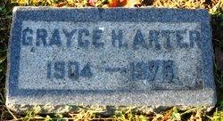 Grayce H Arter