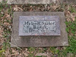 Halton Sailor Bangs