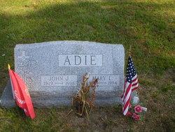 John J Adie