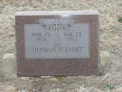 Herman Paul Evert