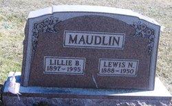Lewis Newlin Maudlin