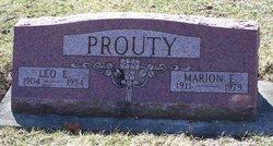 Marian E. <i>Davis</i> Prouty