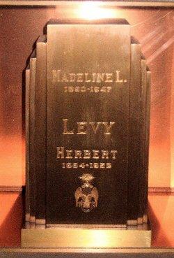 Madeline Leona <i>Schuman</i> Levy