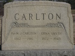 Rev William James Wade Carlton