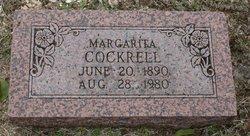 Margarita Cockrell