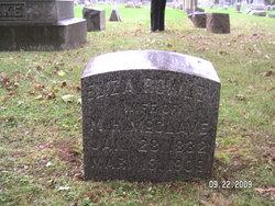 Eliza Jane <i>Rowley</i> McClave