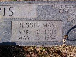 Bessie May <i>Riddle</i> Davis