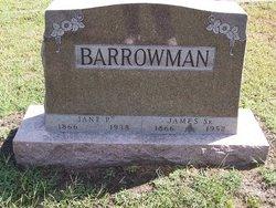 James Barrowman, Sr