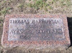Thomas Barrowman