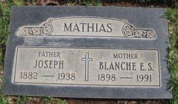 Blanche E.S. <i>Kees</i> Mathias