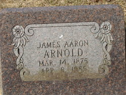 James Aaron Arnold