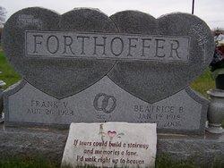 Frank V Forthoffer