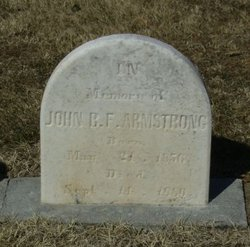 John B.F. Armstrong