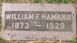 William F. Hamann