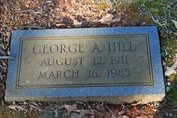 George A Hill