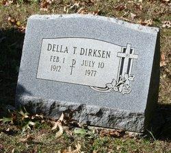 Della T. Dirksen