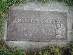 Donald R. England