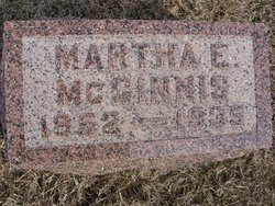 Martha Ellen <i>Shriver</i> McGinnis