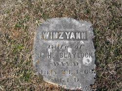 Winzyann Blaylock