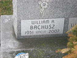 William A. Bachusz