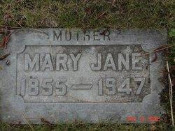 Mary Jane <i>Cross</i> Anderson