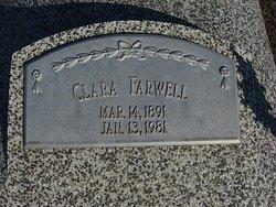 Clara Dolly <i>Aikman</i> Farwell
