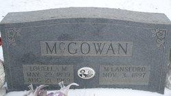 Mannon Lansford McGowan