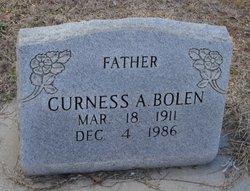 Curness A Bolen