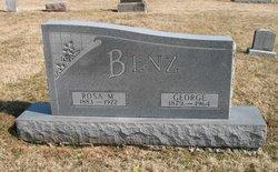 Rosa M. <i>Bye</i> Benz