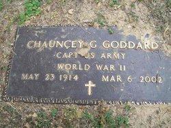 Chauncey Glover Goddard