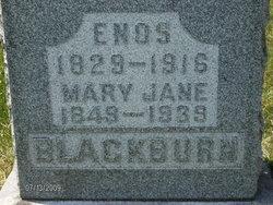 Mary Jane <i>Mickle</i> Blackburn