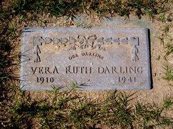Vera Ruth <i>Rogers</i> Darling