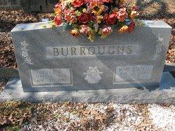 Mary E. <i>Beene</i> Burroughs