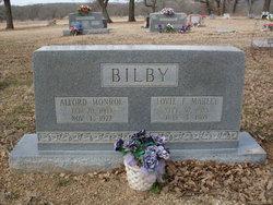 Alford Monroe Bilby