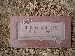 Johnny William Clark