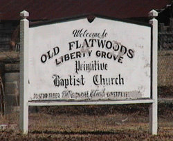 Old Flatwoods Cemetery