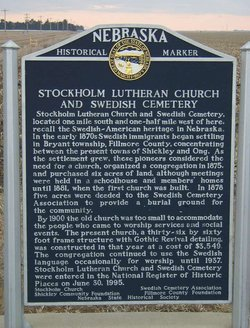 Stockholm Lutheran Cemetery