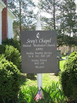 Seays Chapel United Methodist Church Cemetery