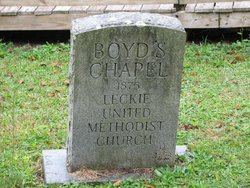 Boyds Chapel Cemetery