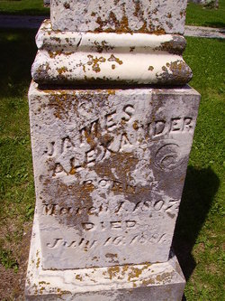 James Mitchell Alexander