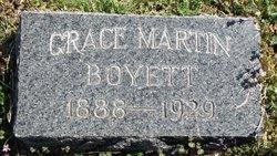 Grace Pearl <i>Martin</i> Boyett