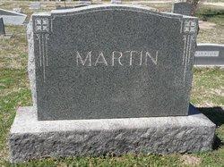 Craten Tennessee Tennie <i>Buckner</i> Martin