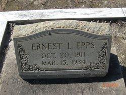 Earnest L Epps